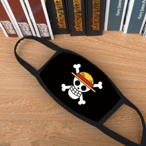 Masque One Piece Logo Pirate