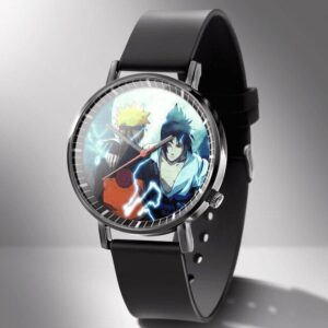 Montre Naruto Et Sasuke Combat