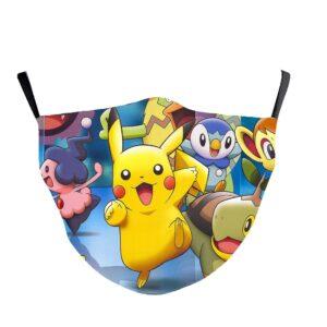 Masque Pokémon Quatrième Génération
