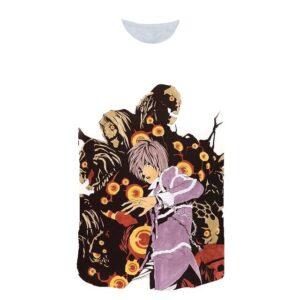 T-Shirt Death Note Light Yagami Terreur
