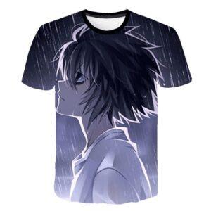 T-Shirt Death Note Son Des Cloches