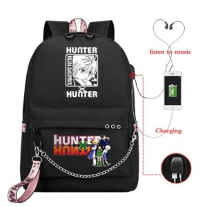 Sac A Dos Hunter X Hunter Killua Zoldyck