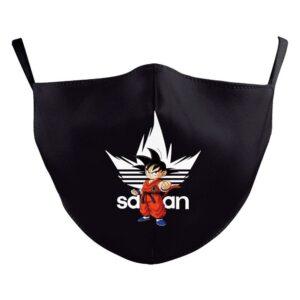 Masque Dragon Ball Goku Petit Adidas