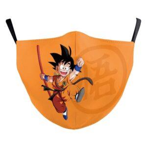 Masque Dragon Ball Son Goku Petit