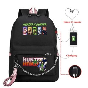 Sac A Dos Hunter X Hunter Team Member