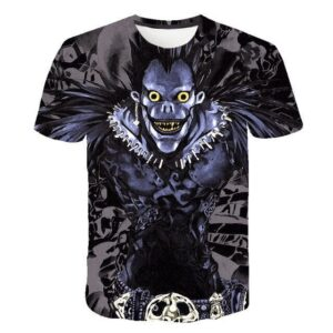 T-Shirt Death Note Yeux De Shinigami