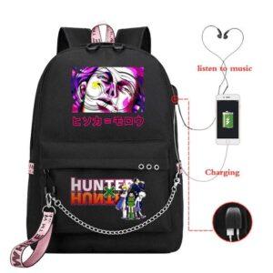 Sac A Dos Hunter X Hunter Hisoka
