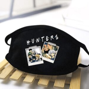Masque Hunter X Hunter Friends