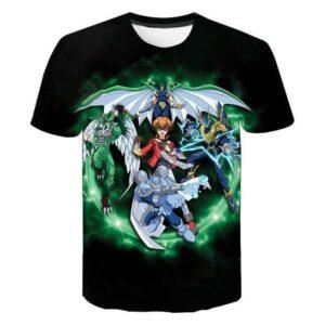 T-Shirt Yu-Gi-Oh! Jaden Yuki