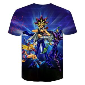 T-Shirt Yu-Gi-Oh! Roi Des Jeux
