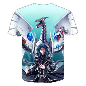 T-Shirt Yu-Gi-Oh! Zane Truesdale