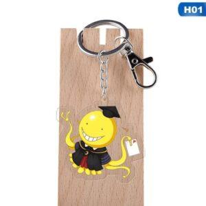 Porte Clé Assassination Classroom Koro-Sensei