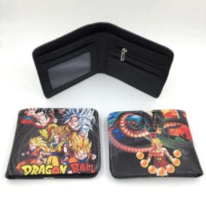Portefeuille Dragon Ball Z Goku et Broly