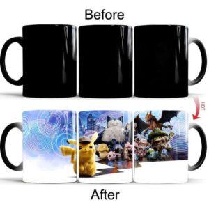 Mug Détective Pokémon personnages