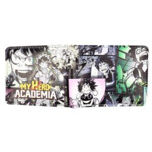 Portefeuille My Hero Academia Deku