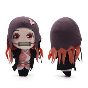 Peluche Demon Slayer Nezuko Bamboo