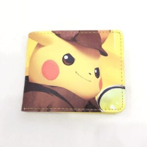 Portefeuille Pokemon Détective Pikachu