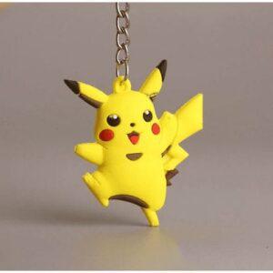 Porte Clé Pokémon Pikachu