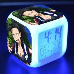 Réveil My Hero Academia Momo Yaoyorozu