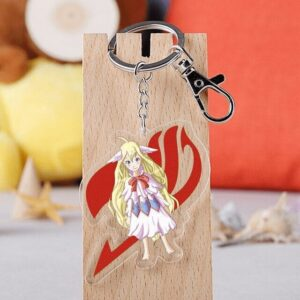 Porte Clé Fairy Tail Mavis 1er Maitre de la Guilde