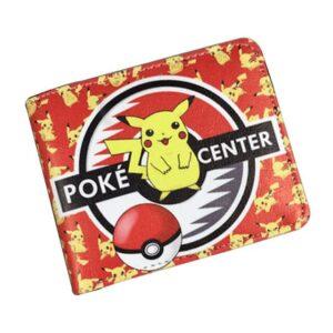 Portefeuille Pokemon Poké Center
