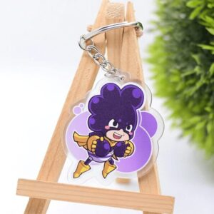 Porte Clé My Hero Academia Minoru Mineta