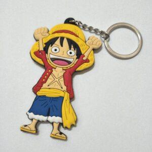 Porte Clé One Piece Captain Luffy