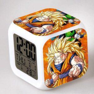 Réveil DBZ Goku Super Saiyan 3