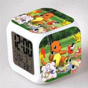 Réveil Pokémon Casse Croute