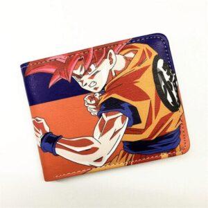 Portefeuille Dragon Ball Super Goku Super Saiyan Divin