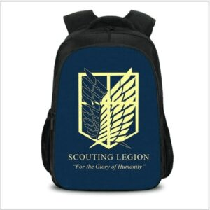 Sac A Dos L'attaque Des Titans Scouting Legion