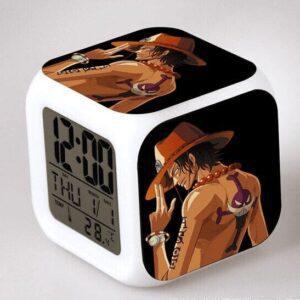 Réveil One Piece Portgas D. Ace