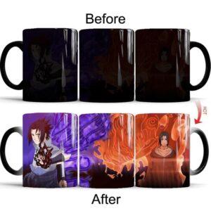 Mug Naruto Sasuke Itachi Susanoo