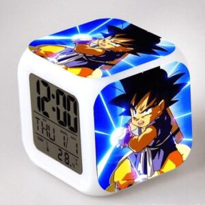 Réveil Dragon Ball GT Kamehameha