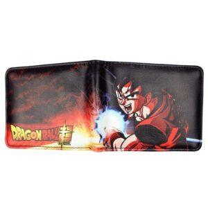 Portefeuille Dragon Ball Super Son Goku