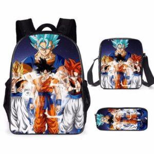 Sac A Dos Dragon Ball Super Fusion