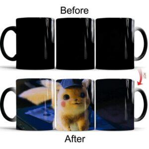 Mug Pokémon Enquêteur Pikachu