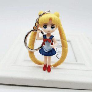 Porte Clé Sailor Moon Guerrière de l'Amour et de la Justice