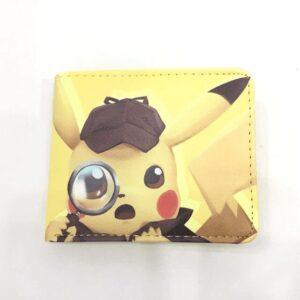 Portefeuille Pokemon Détective Pikachu Enquête