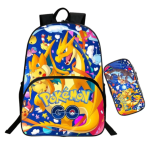 Sac A Dos Pokémon Mega Dracaufeu Y
