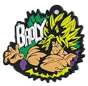 Porte Clé Dragon Ball Z Broly