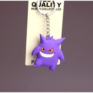 Porte Clé Pokémon Ectoplasma