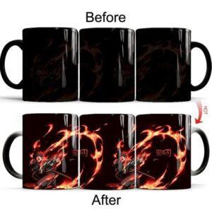 Mug Demon Slayer Danse Du Feu