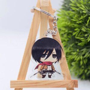 Porte Clé L'attaque Des Titans Mikasa Azumabito