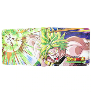Portefeuille Dragon Ball Super Broly Full Power