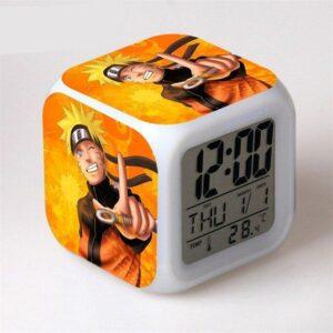 Réveil Naruto Clin d'Oeil