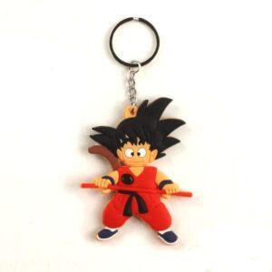 Porte Clé Dragon Ball Goku Petit