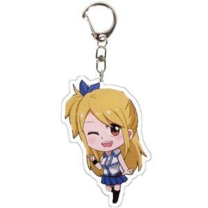 Porte Clé Fairy Tail Lucy Heartfilia