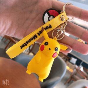 Porte Clé Pokémon Pika Pika