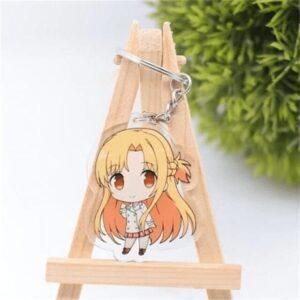Porte Clé Sword Art Online Yuuki Asuna